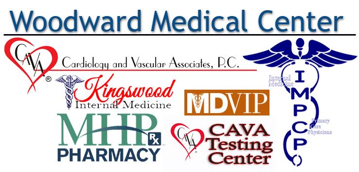 Contact – Woodward Medical Center